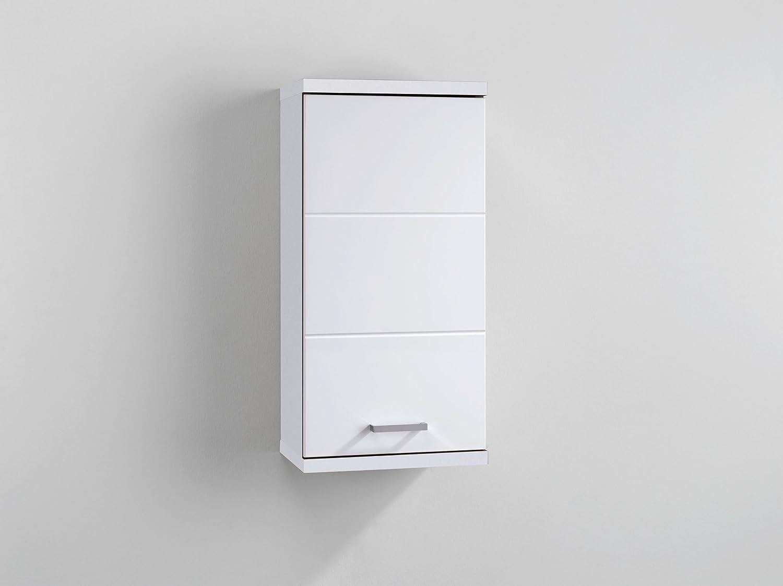 Homexperts Badezimmer Wandschrank Nusa Moderner Badhangeschrank