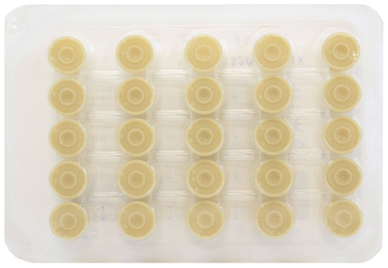 Covidien 8881682119 Monoject Syringe Tip Caps - Pack of 25
