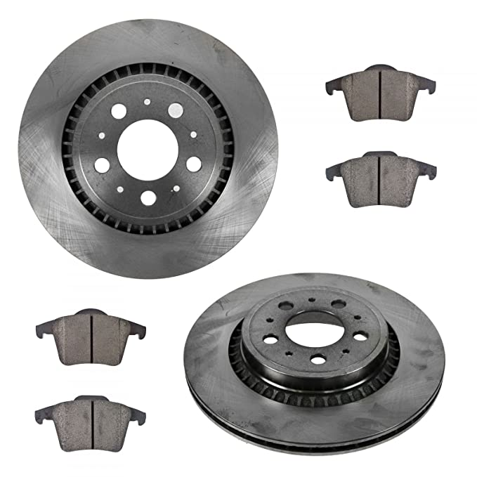 brembo Pads FRONT Brakes Pad Set For Cars WITH 316 mm Brake Disc for Volvo xc90