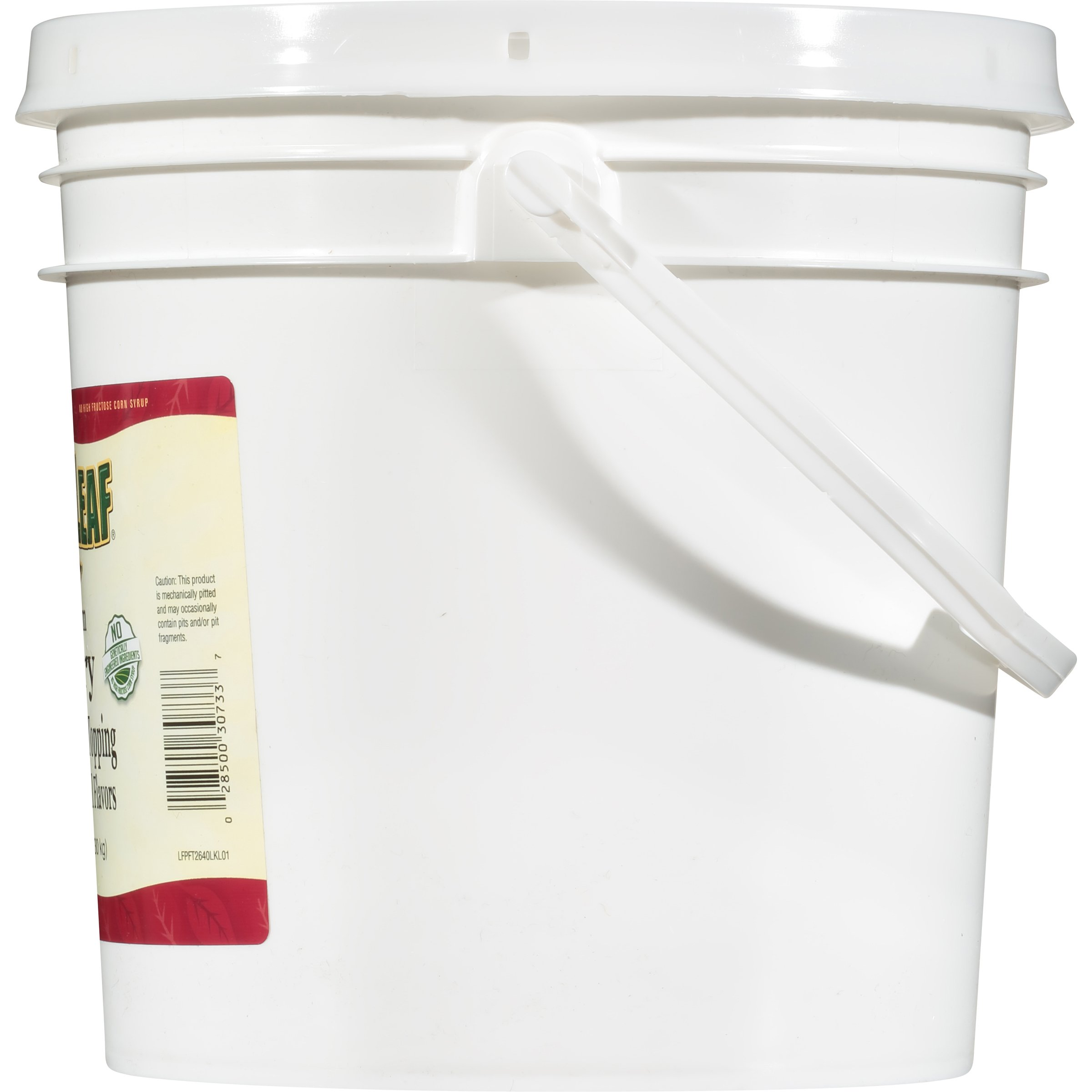 Lucky Leaf Premium Clean Label Cherry Fruit Filling or Topping Pail, Cherry, 9.5 Pound by Lucky Leaf (Image #4)