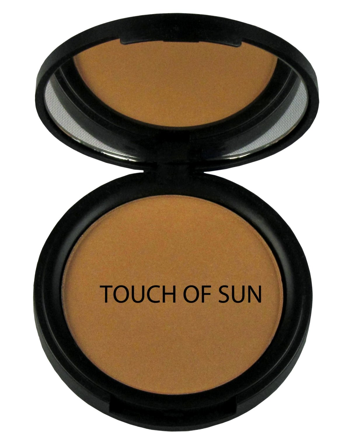 Bronzer Natural Pressed Organic Infused - Touch of Sun