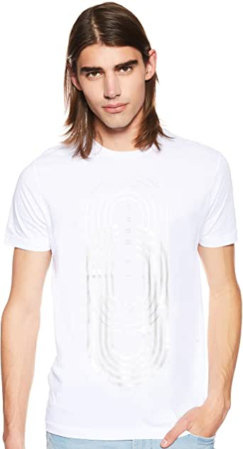 Hugo Boss Men's 50404534 T-Shirts