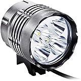 Sahara Sailor 952 lumens Bike Light T6 CREE LED bicycle ciclismo luces Faro Lámpara W recargable 4400 mAh batería