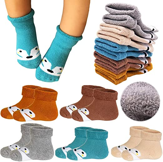 Infants Soft Touch Pom Pom Ankle Socks 1 Pair of Baby