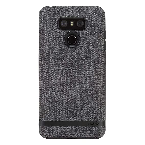 best authentic efc81 38dca LG G6 Case, Incipio[Esquire Series] [Co-Molded] Carnaby Case for LG G6 -  Gray
