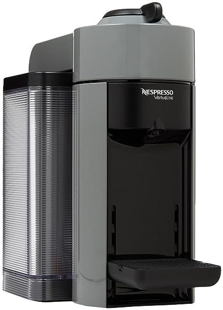 Nespresso GCC1 US GR NE VertuoLine Evoluo Coffee And Espresso Maker Grey