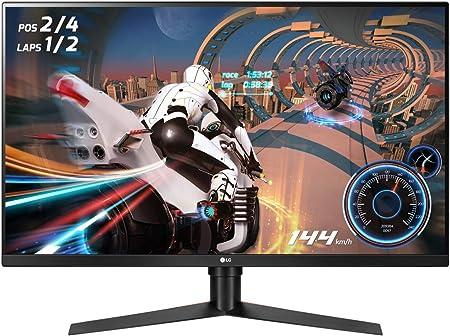 32 Zoll Monitore Full-HD Test LG 32GK850F