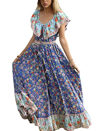 new style of 2019 cheapest sale complete range of articles Amazon.com: Womens Summer Dress, Teen Girls Bohemian Pleated ...