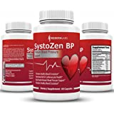 Blood Pressure Support Supplement | Promotes Healthy Blood Pressure, Improves Circulation, & Promotes Cardiovascular Health | Natural Formula with 14 Ingredients | 60 Capsules