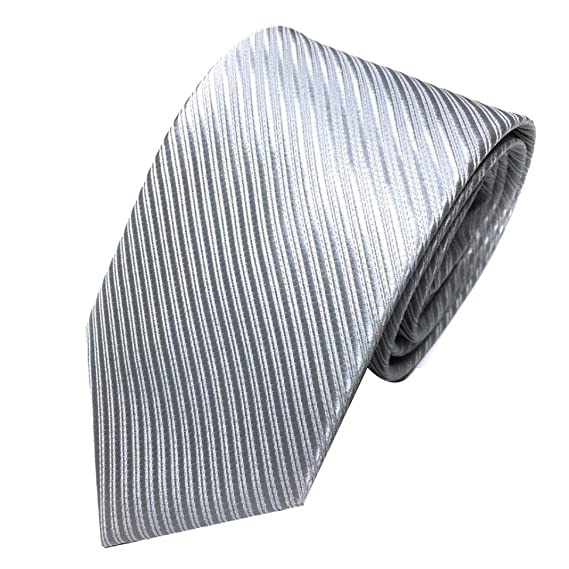 SALLYDREAM Corbata tejida jacquard clásico para hombre Corbata tejida a rayas Corbata para hombres WucthClCL