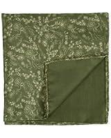 Declan Microfiber Pocket Square, Handkerchief, Cleaning Cloth (Elliott Green)