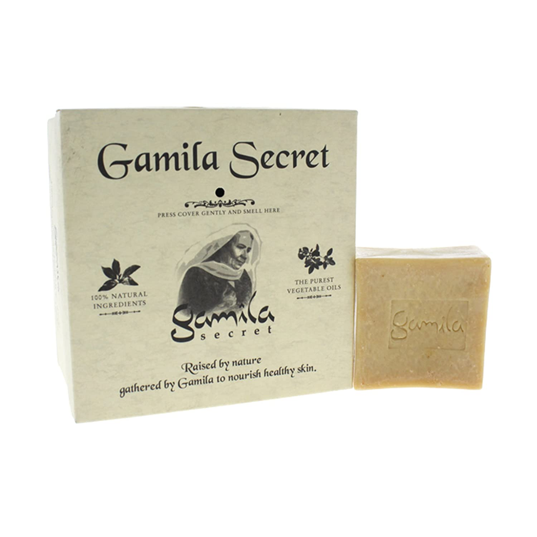 Gamila Secret Cleansing Bar, Lavender 115 g 8717624543920