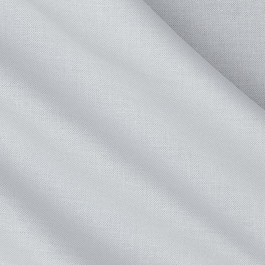 Robert Kaufman Kaufman Kona Cotton 57in PFD Bleach White Fabric by The Yard,