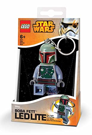 Amazon.com: LEGO Star Wars – Boba Fett minitasch.: Office ...