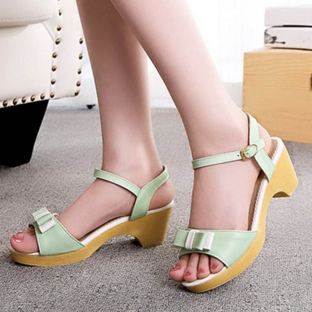 Sexy dise o de sandalia y cómoda correa superior de tobillo 22288d25b75d