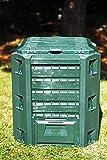 Il Campo CDF06582 Compostiera Compogreen, Verde