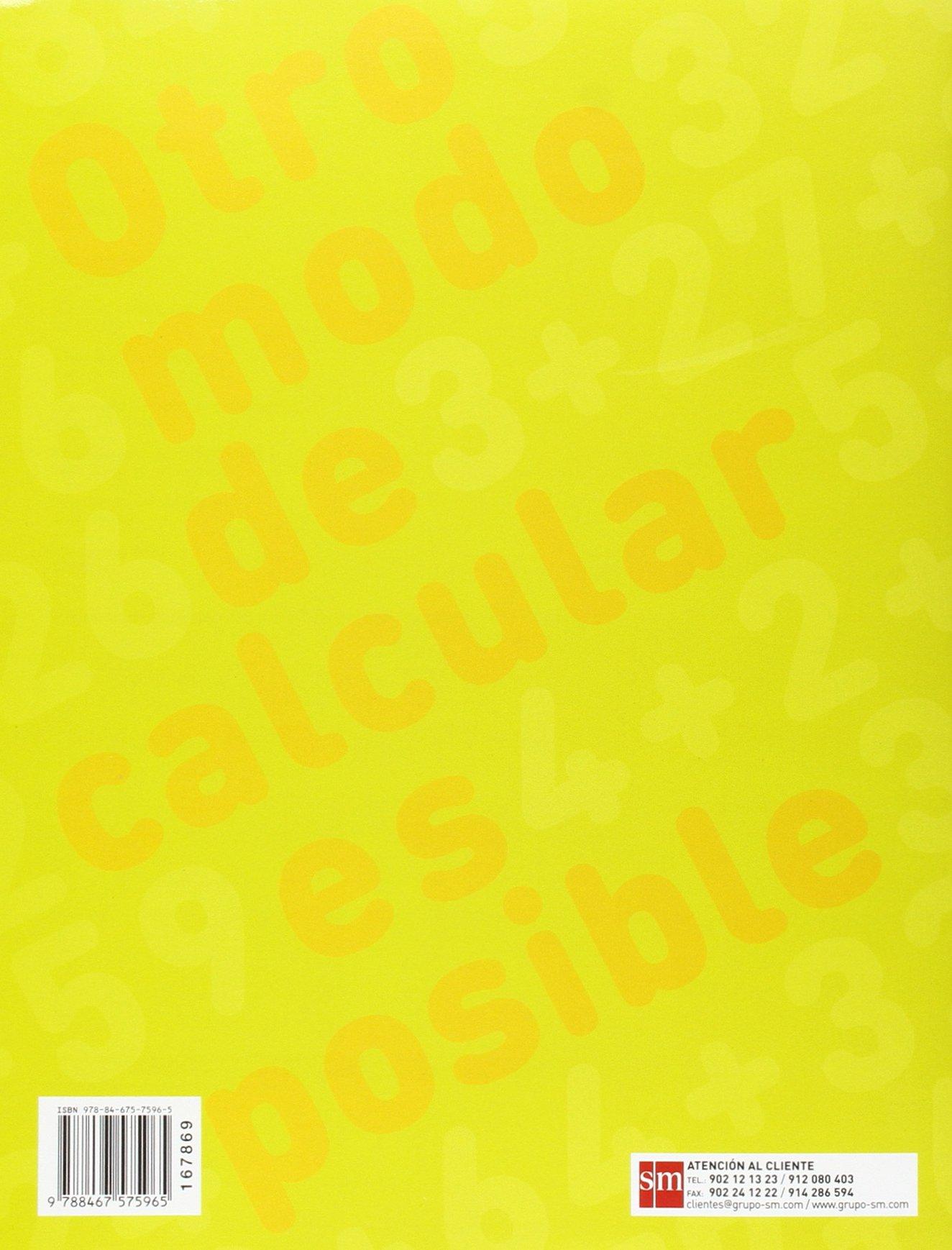 Cuaderno de cálculo: basado en la descomposición del algoritmo ABN. 1  Primaria. Savia - 9788467575965: Amazon.es: José Manuel Ávila Saborido, ...