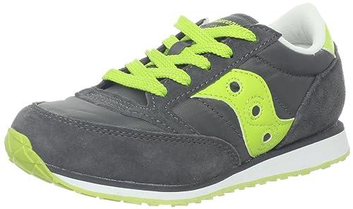 Saucony SC45520 Jazz LP Grey Grigio Verde Scarpe Unisex Sneaker