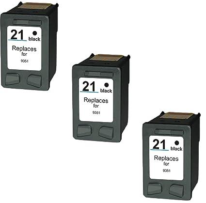 Prestige Cartridge 1 Negro Cartucho de Tinta para HP Deskjet F2120 ...