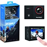 AKASO EK7000 Pro 4K Action Camera with Touch Screen EIS Adjustable View Angle Web Camera 40m Waterproof Camera Remote Control