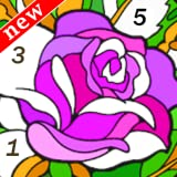 #5: Happy Color - Magic Coloring by Number
