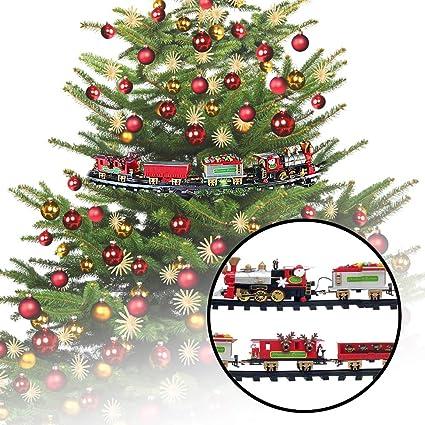 Addobbi natalizi x l'albero
