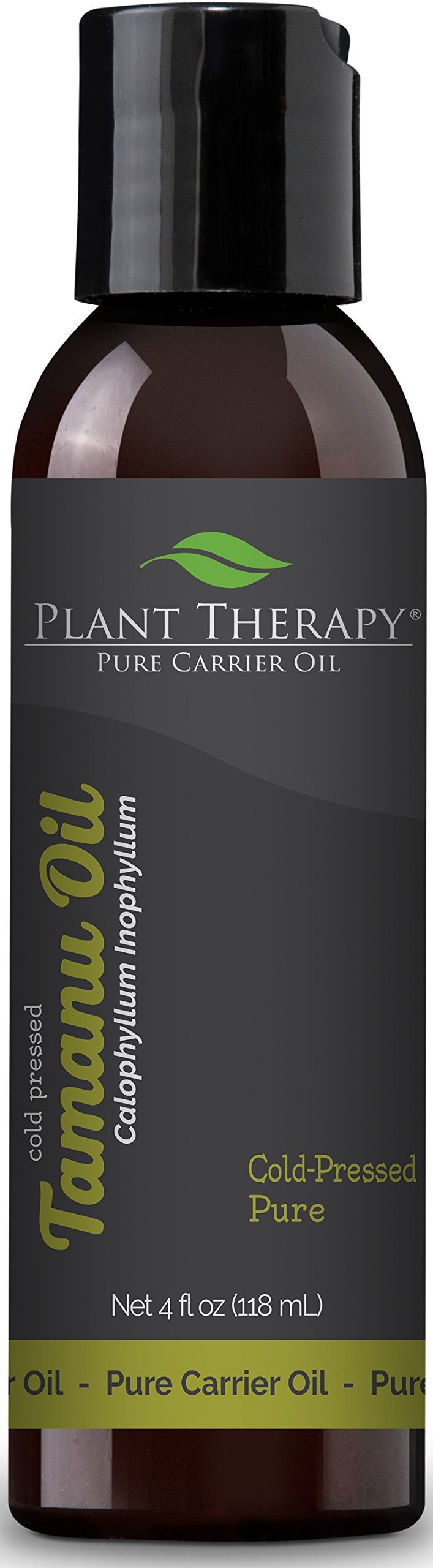 Plant Therapy Tamanu Carrier Oil 4 oz Base Oil for Aromatherapy, Essential Oil or Massage use by Plant Therapy