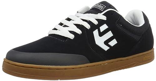 Etnies Marana, Zapatillas de Skateboarding para Hombre, Azul (Navy White Gum 478), 46 EU: Amazon.es: Zapatos y complementos