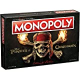 USAopoly Pirates of the Caribbean Ultimate Edition Monopoly Board Game