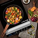 GASLAND chef IH20BL Induction Cooker 1800W Cooktop