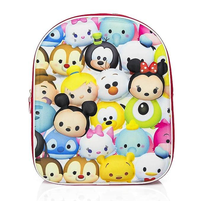 Disney – Peluche Tsum Tsum 3d mochila