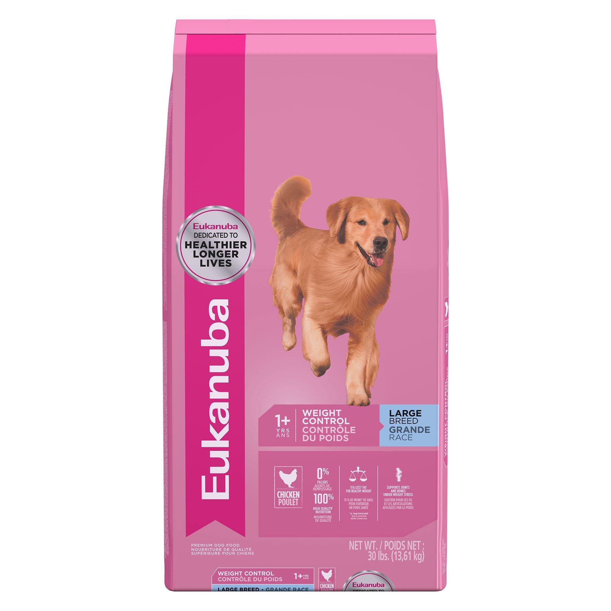 Eukanuba Large Breed Weight Control Adult Dog Food by Eukanuba (Image #1)