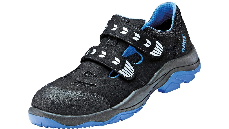 Atlas sl 465 xp sicherheit sandale en iso 20345 s1p blau breite: 10