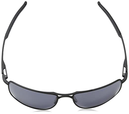 b2d2c1cd00 italy amazon oakley mens gauge 8 rectangular sunglasses matte black 62.01  mm clothing 0011a a46c0