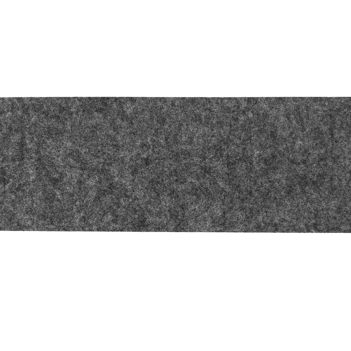 Rutschfest VORCOOL Filzpads Hartholzb/öden 100 x 10 cm Dunkelgrau rechteckig Filzgleiter f/ür M/öbelf/ü/ße