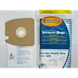 Amazon Price History for:9 micro filtration Vacuum Bags for Eureka MM Mighty Mite 3670 and 3680 Canister