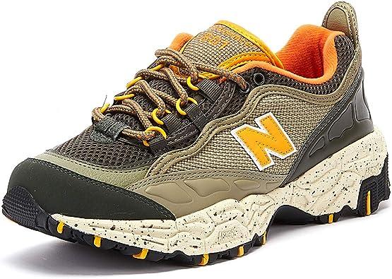 New Balance ML801NEB, Trail Running Shoe Mens, Negro ...