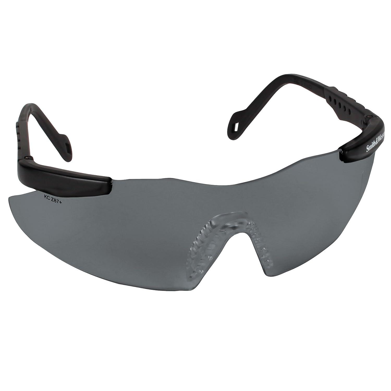 Amazon.com: Smith y Wesson anteojos de seguridad (19823 ...
