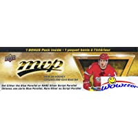 2019/20 Upper Deck MVP NHL Hockey EXCLUSIVE MASSIVE Factory Sealed Complete 255 Card FACTORY SET with Special Bonus Pack! Every Card is Blue Parallel! Look for Rare Silver Script Version! WOWZZER!