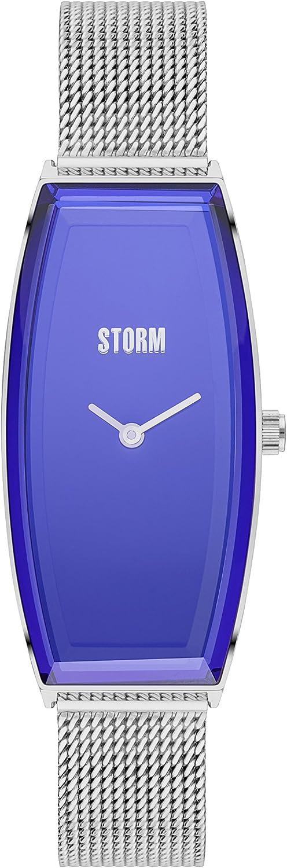 Storm Storm Ladies Suzi Silver Purple Watch