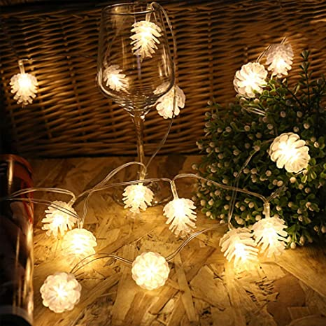 Amazon.com: Led String Light, LED String Lights, Waterproof ...