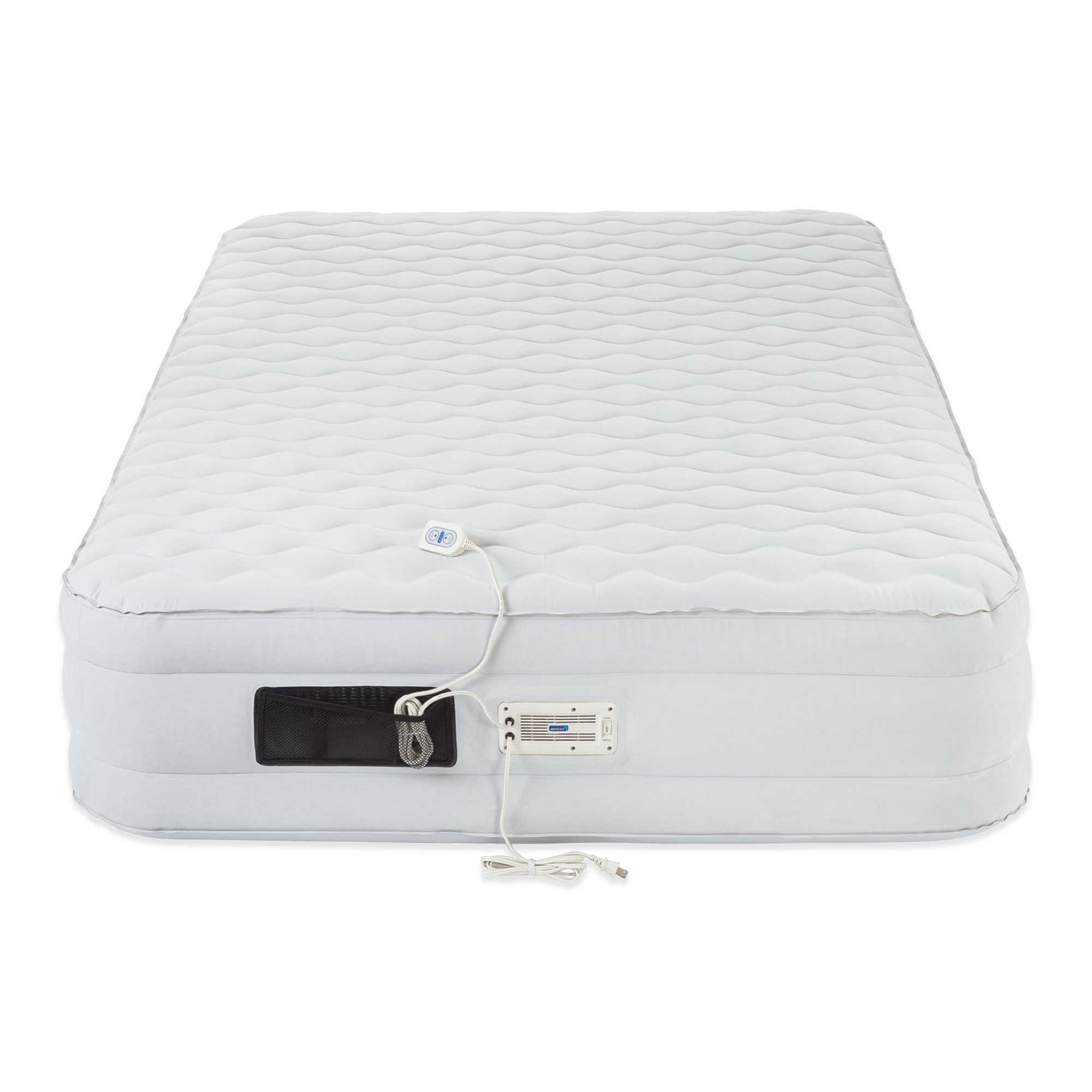 AeroBed® Luxury Pillow Top 16-Inch Queen Air Mattress