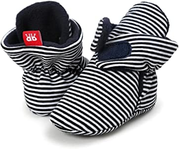 Prewalker Snow Crib Baby Shoes Casual Soft 1-3years Booties Sole Boots Toddler