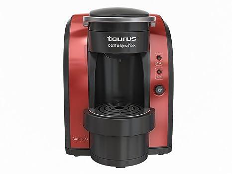 Taurus Arezzo, Negro, Rojo, 1150 W, 220 - Máquina de café