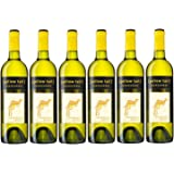 [yellow tail] Chardonnay Wine, 75 cl (Case of 6)