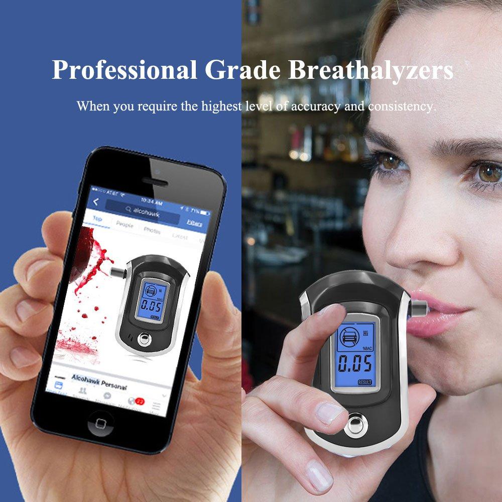 United Digital Alcohol Breath Tester Analyzer Breathalyzer,alcohol Breath Tester Analyzer,keychain Breathalyzer,free Shipping Travel & Roadway Product