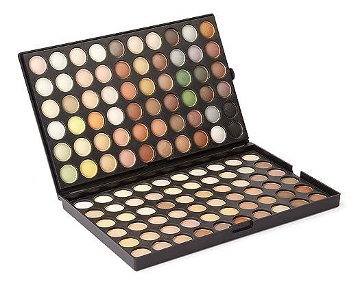 13 opinioni per LaRoc®, palette ombretti professionale 120 colori