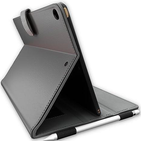 36311d8fc5ec iPad 9.7 inch 2017   2018 Case with Apple Pencil Holder  Amazon.co.uk   Electronics