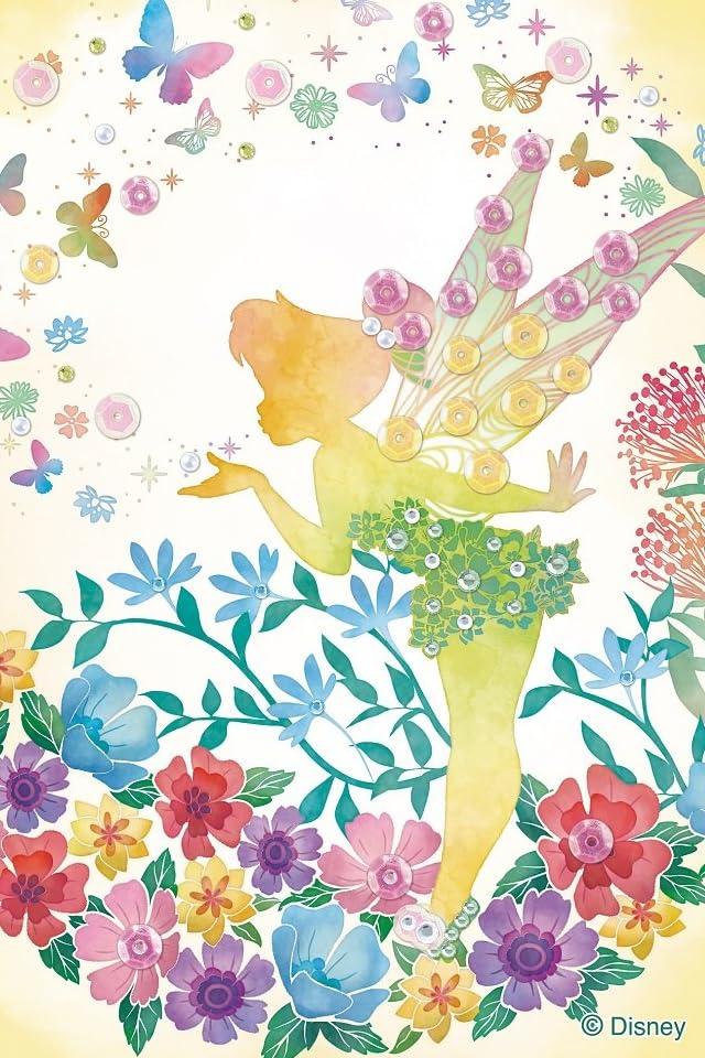 ディズニー ティンカー・ベル iPhone(640×960)壁紙画像