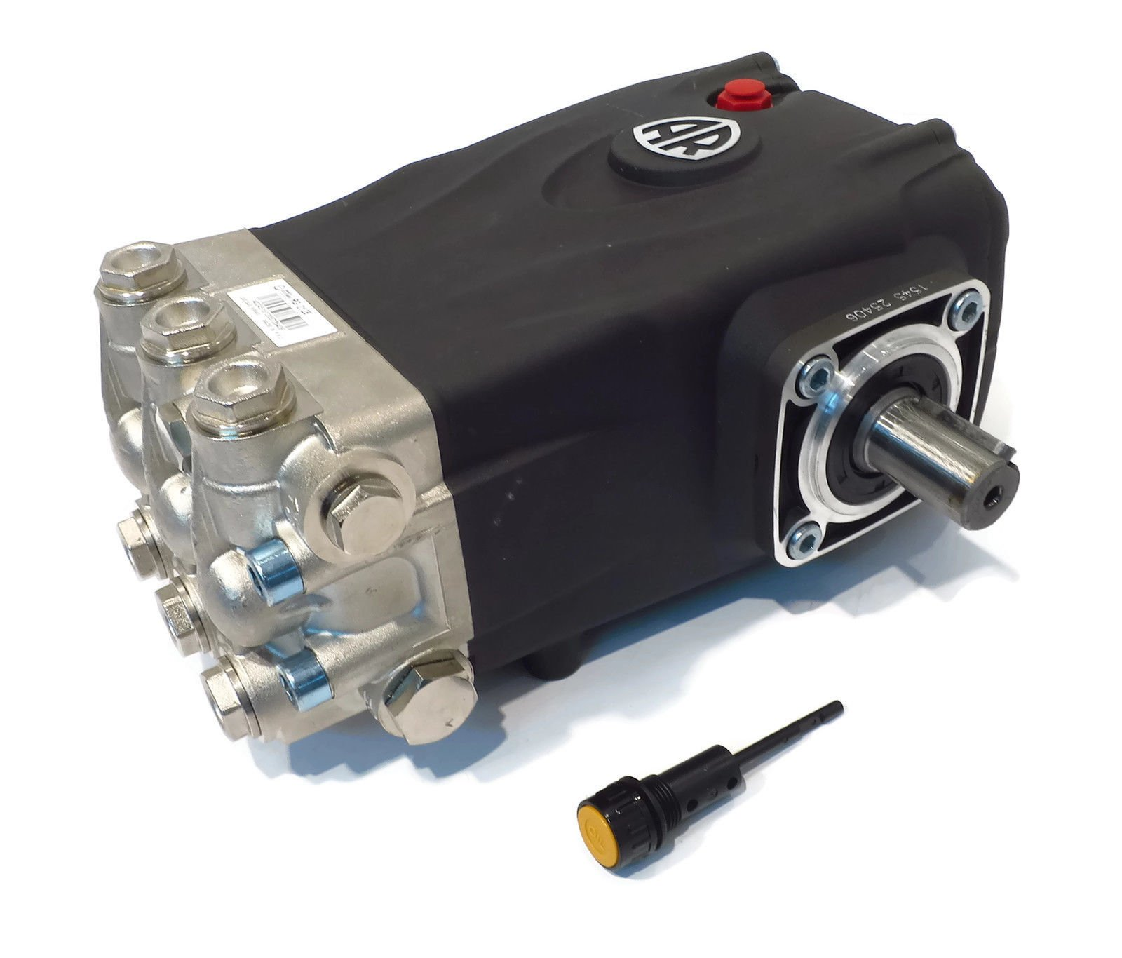 Annovi Reververi Pressure Washer Pump Replaces Interpump WS202-3600 PSI, 5.5 GPM Solid Shaft by The ROP Shop